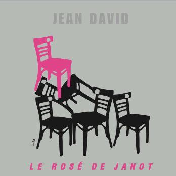 étiquette Rosé de Janot