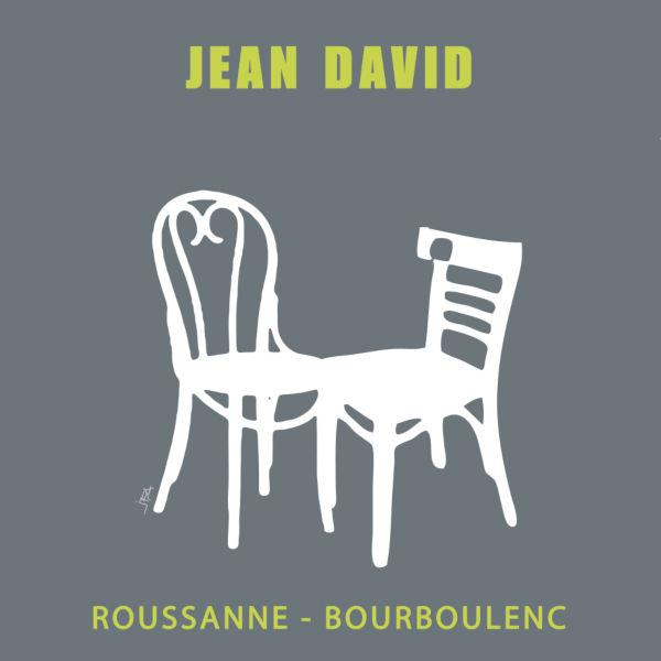étiquette Roussanne-Bourboulenc