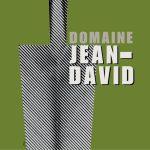étiquette Séguret - Domaine Jean David